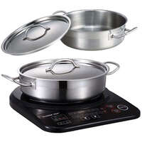 07.0042 - Portabl Induction Cooktop - Image 1