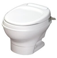 Hand Flush, Low Profile, White