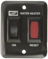 Switch Water Heater Gas Ignite - Black