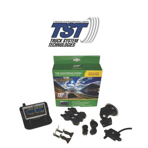 TST TST-507-FT-6-C Flow through Sensor Tire Pressure Monitoring System - Color - 6 Pack Image 1