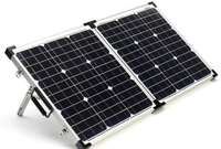 Zamp Solar USP1001 90 Watt Portable Solar Charging Kit Image 1