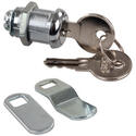 "49178 - 7/8""Cmprtmt Door Key Lock - Image 1"
