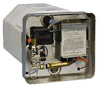 gas water heater, spark ignition