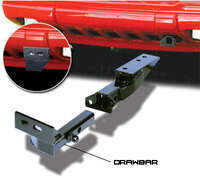 39089 - Towbar Bracket Kit 327-3 - Image 1