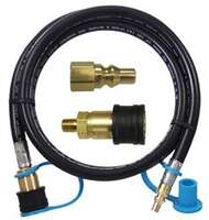 Propane Hose, For Connecting Weber Q Grill To RV/ Travel Trailer Gas System