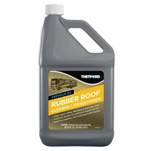 38-2505 - RV Rubber Roof Clean/Cond 64oz - Image 1