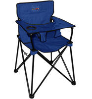 Baby High Chair - Blue