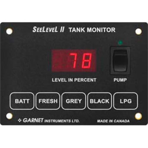 20.7079 - Tank Monitor System For 3 - Image 1