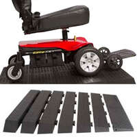 "25.0104 - Rubber Ramp Kit 1"" Rise - Image 1"