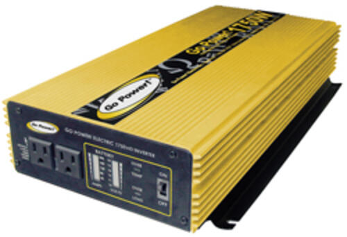 Modified Sine Wave Inverter, 1750W