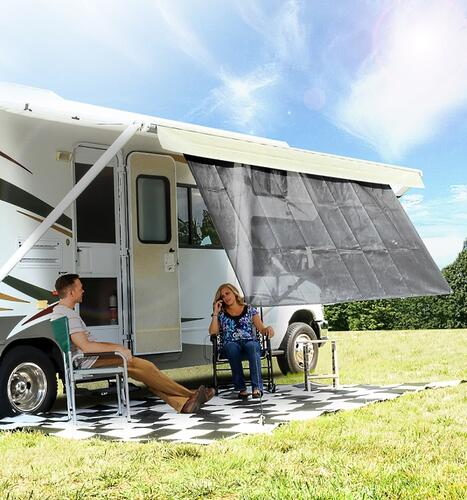 Rv Awning Shade Kit Blue 10ft 03 1963 By Ppl
