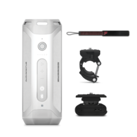 Furrion LIT? Portable Bluetooth Speaker Adventure Pack - White Image 1