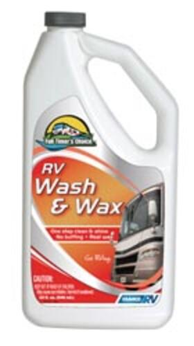 RV Wash & Wax Camco