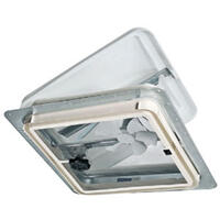 31-1641 - Powered Vent Dome, 110V White - Image 1
