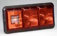 Replacement Lens For #84 Tail Light - Amber Turn