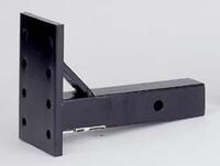 Pintle Mounting Plate - 2in Shank
