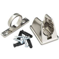 10.0001 - Wall Bracket Chrome - Image 1