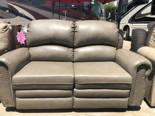 60 Recliner Sofa Rv Furniture In Keegan Bark Pr1801 060