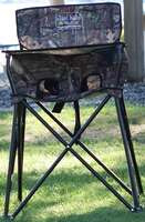 Baby High Chair - Camo