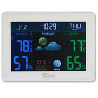 14-8505 - Color Wireless Weather Station - In/Out Temp Plus More - Image 1