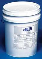 DICOR WATER BASED ADHESIVE - for RUBBER ROOFS - 5 GALLON