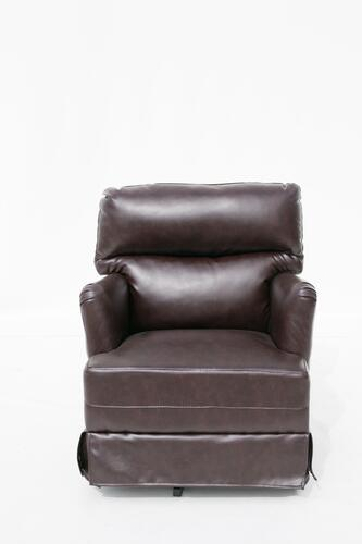 "28"" Swivel Rocker in Jaleco Chocolate PR1801-012"