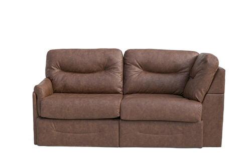 80 Sleeper Sofa In Toffee Prima