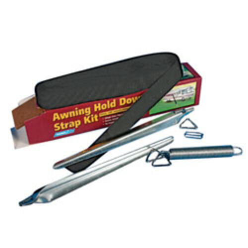 Awning Tie Down Strap Kit