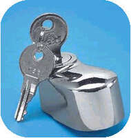 RV Spare Tire Lock