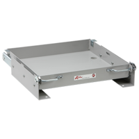 "Heavy-Duty Battery Tray; 24-9/16"" Image 1"