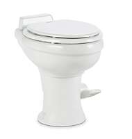 Dom.320 Toilet-Wh-No Spry