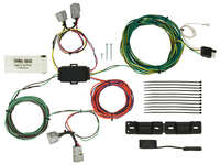 Blue Ox BX88283 EZ Light Wiring Harness Image 1