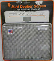 mud duaber screen