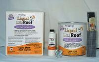 Liquid Rubber Roof- Kit