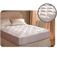 03-1037 - Denver Mattress Ultra Plushking Mattress Pad - Image 1