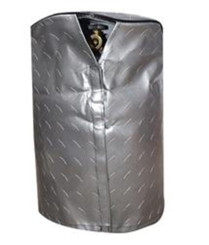 20# Sgl Tank Cover Diamond Vinyl