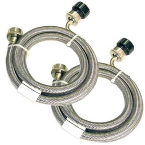 63977 - Stainless Steel Hoses - Image 1