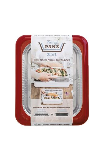Fancy Panz 2-In-1 Serving Tray