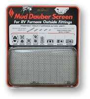 Mud Dauber Screen fits Coleman/ Hydroflame/ Sol-Aire and Suburban Furnaces - M200