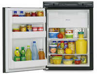 Dometic 3-Way Refrigerator Single Door RM 2454