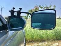 Milenco Falcon Super Steady Exterior Towing Mirror Image 1