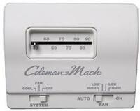 coleman-single-stage-thermostat
