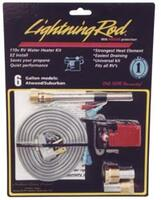 lightning rod kit