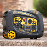 3300/3000 Watt Remote Start Gas Portable Generator cETL and CARB Certified Image 1
