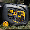 3650/3300 Watt Remote Start Gas Portable Generator cETL and CARB Certified Image 4