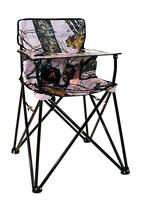 Baby High Chair - Pink Mossy Oak Image 1