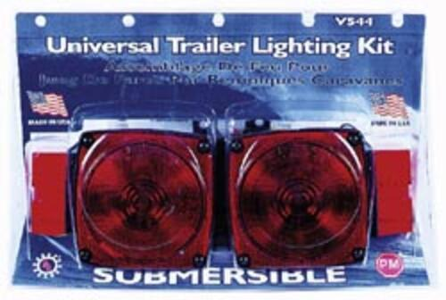 Submersible Rear Lighting