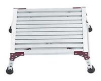 RV Aluminum Step Stool