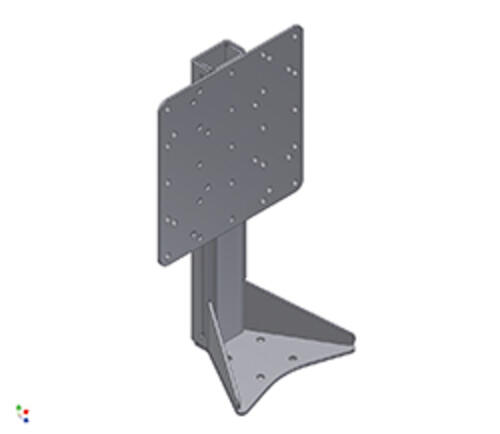 Universal Flat Screen Mount - Base Mount