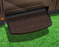 ?Prest-O-Fit Ruggids Entry Step Rug 22 Inch - Coffee Brown